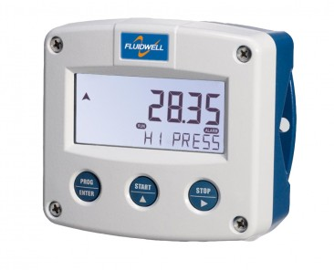 F053 Field mount - Pressure Monitor with one high / low alarm output