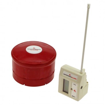 WatchmanALARM :: wireless remote oil tank level gauge & combined oil theft alarm