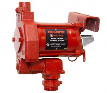 Fill-Rite ATEX Fuel Transfer Pump :: 76LPM, 230VAC