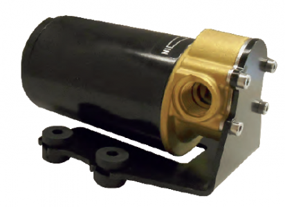 4FOOD Oil Transfer Pump :: 12 or 24 VDC