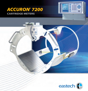 ACCURON® 7200 Cartridge Flow Meter, Permanent: Dual Range