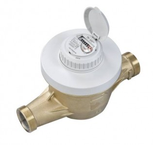 Diehl ALTAIR V3 Volumetric Water Meter (Cold) :: DN40 Brass