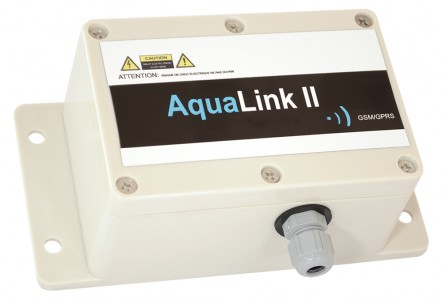 Aqualink II WiFi Data logger/alarm :: Battery powered with Optional digital and Analogue inputs / outputs