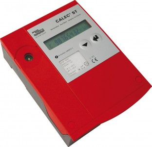 Heat Meter Integrator :: CALEC ST, LCD Display, Modbus RTU output