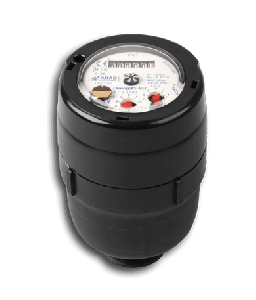 DN20 Concentric Arad Gladiator Volumetric Water Meter (Cold) Dry Dial Composite