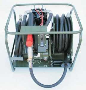 EPAE-50 Ex Portable kit for Aviation with hose-reel