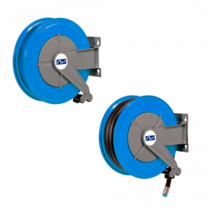 Hose Reel :: For diesel, with 25mm hose