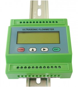 BFU-100M Fixed Ultrasonic Flow Meter Assembly :: Clamp-on Sensors 50mm - 700mm