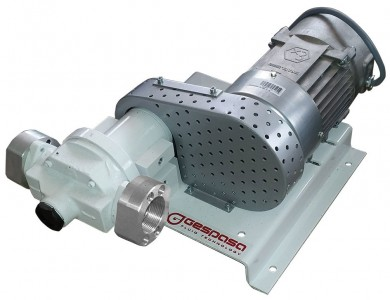 BAG-800 ATEX EEX D Transfer Pump :: 230/400VAC 3-Phase 100-150 L/Min