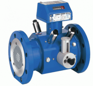 CGT MID Approved Turbine Gas Meter :: DN80