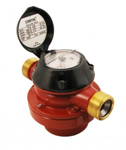 VZO 40 Contoil Oil Meter - (225-6000 Max 9000 litre/hr) Pulse Output = 1 Litre/Pulse