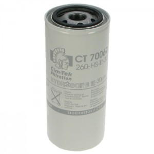 "3/4"" Particulate & Water filter element, 30 micron, 220mm deep bowl"