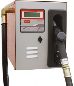 COMPACT 50E-12 :: Digital Supply Kit , 12VDC Pump, Digital Totaliser, Hose and Nozzle