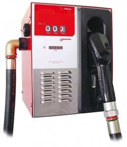 COMPACT 50M-230 :: Mechanical Supply Kit , 230VAC Pump, Mechanical Totaliser, Hose and Nozzle