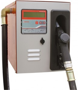 COMPACT 50GE-230 :: Digital Supply Kit with Preset, 230VAC Pump, Digital Totaliser, Hose and Nozzle