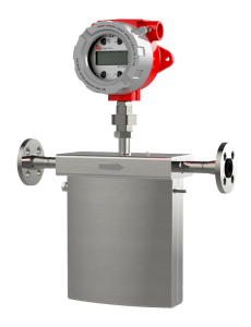 "RCS Coriolis Mass Flow Meter, Integral Mount :: 1/2"", 0-5987 kg/hr"