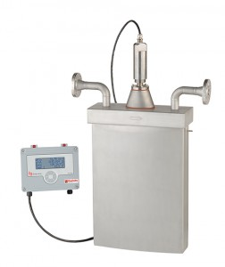 "RCS Coriolis Mass Flow Meter, Remote Mount :: 3"", 0-141,520 kg/hr"