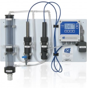 ECD TC80 Total Chlorine Analyser