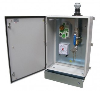 Oil Fill Point Cabinet