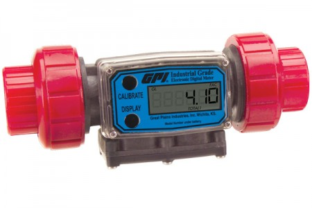 G2 Inline Digital turbine flow meter