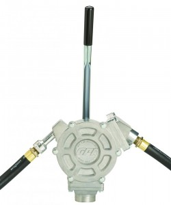 HP100 Aluminium Lever Hand Pumps - suitable for most fuels