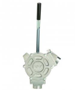 HP-100C Aluminium Lever Hand Pumps - Suitable for  Methanol & chemicals