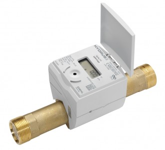 Diehl HYDRUS Ultrasonic Water Meter (Cold) :: DN25