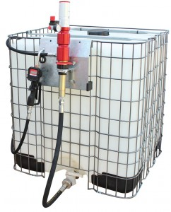 KDN-1000 Pneumatic Pump Kit for IBC :: 5:1 Ratio