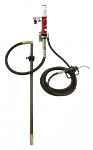 KNP-200 Pneumatic Pump Kit for 200 Litre Drum :: 3:1 Ratio