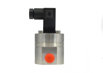Micro-count Oval Gear Flow Meter, 316 St-Steel, 0.5-150 mL/min