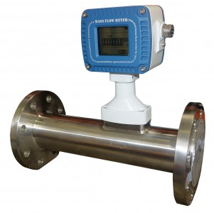 MF32FE Gas Mass Flow meter DN32 ports, 1.6-160 Nm³/hr