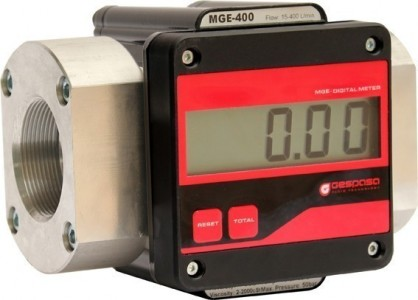 Gespasa MGE-400 Digital Oval Gear Flow meter