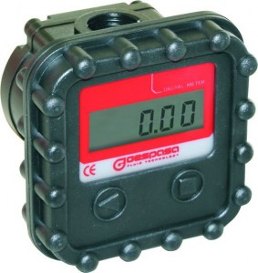 Gespasa MGE-40 Digital Oval Gear Meter
