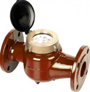 "DN50 Multi-Jet Water Meter (Hot) Dry Dial 2"" Flanged PN16"