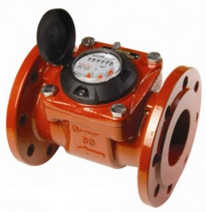 Woltmann Water Meter (Hot 130° C) DN80