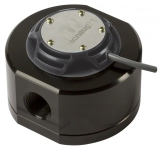 "MX25S Solvent Flow Meter :: 1"" Ports, 6 - 120 L/Min, 138bar (2000psi)"