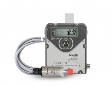 MacR6 GAS Pressure GSM Data Logger