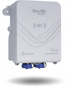 MacR6 N GSM Data Logger :: Water flow only
