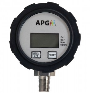 PG2 IP65 Digital Pressure Gauge