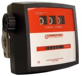 Gesasa MG-80A ATEX Mechanical Meter