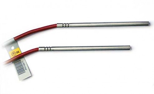 Matched Pair PT 500 Temperature sensors