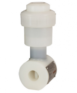 RVL Series Vortex flow meter Wafer end :: 3/4""