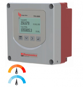 Dynasonics TFX-5000 Transit-Time Ultrasonic Heat Energy Meter