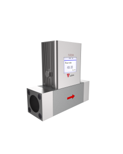TGF200 Thermal Mass Flowmeter-DN10