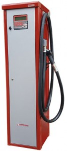 TOTEM 50K-230 Supply Kit :: Fuel Management System, 230VAC Diesel Pump, Hose and Nozzle