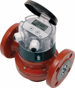 VZF II 40 Contoil Oil Meter - (225-6000 Max 9000 litre/hr)
