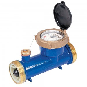 DN50 Arad WMR Irrigation Water Meter (Cold) Dry Dial