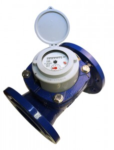 Irrigation Water Meter (Cold) Dry Dial Flanged PN16
