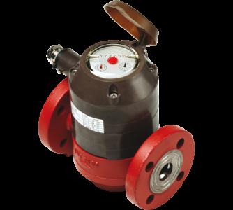 VZOA 15 Aquametro Oil Meter - (10-400 Max 600 litre/hr)