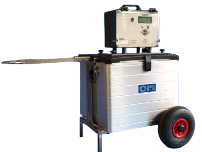 ORI Basic Mobile Cool portable refrigerated sampler